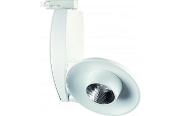 Трековый светодиодный светильник Arte Lamp Track Lights A4235PL-1WH