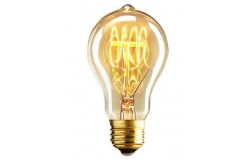 ED-A19T-CL60 Ретро лампа с декоративной нитью накаливания Arte lamp Bulbs