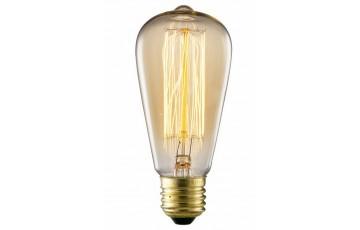 ED-ST64-CL60 Ретро лампа с декоративной нитью накаливания Arte lamp Bulbs