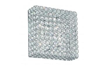 Настенно-потолочный светильник Ideal Lux ADMIRAL CROMO PL4