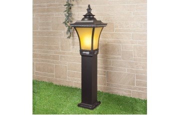 Уличный светильник Elektrostandard Libra F венге 4690389064746