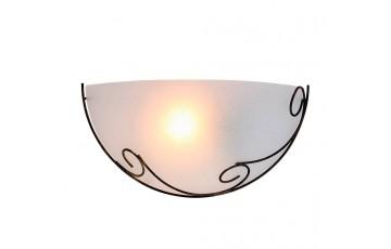 Настенно-потолочный светильник ID lamp Rozebel  250/25A-Brown