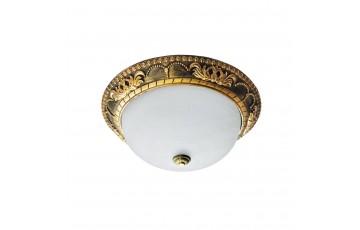 Потолочный светильник IDLamp Patricia Gold 262/25PF-LEDOldbronze