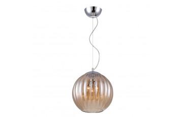 Подвесной светильник Crystal Lux Globo SP3 Amber
