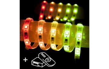 Набор светодиодной подсветки Elektrostandard 5M 7,2W RW IP65 Бегущая волна 4690389082016