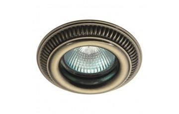 Встраиваемый светильник Donolux N1524-GAB