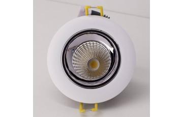 Встраиваемый светодиодный светильник Citilux Альфа CLD001W1