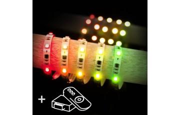 Лента светодиодная Elektrostandard 5m 7,2W RW IP20 бегущая волна 44690389082009