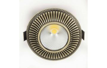 Встраиваемый светодиодный светильник Citilux Дзета CLD042W3