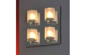 Настенно-потолочный светильник Lussole Cappello  LSQ-3401-04