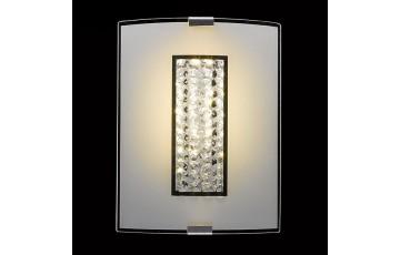 Настенно-потолочный светильник Eurosvet хром 90014/1 хром