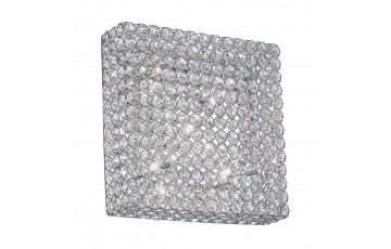 Настенно-потолочный светильник Ideal Lux ADMIRAL CROMO PL6