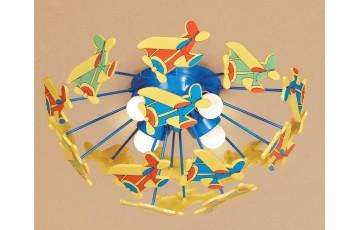 Потолочная люстра Citilux Самолетики CL603141