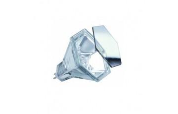 Лампа галогенная GU5.3 20W шестиугольная прозрачная 83347