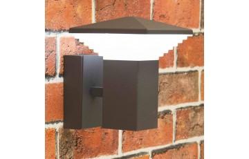 Уличный настенный светодиодный светильник Citilux CLU02W