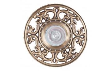 Встраиваемый светильник Donolux N1565-Light copper