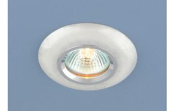 Встраиваемый светильник Elektrostandard 6061 MR16 WH белый 4690389017179