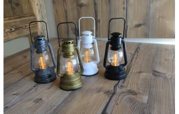 28193-16 Настольная светодиодная лампа Globo Fanal