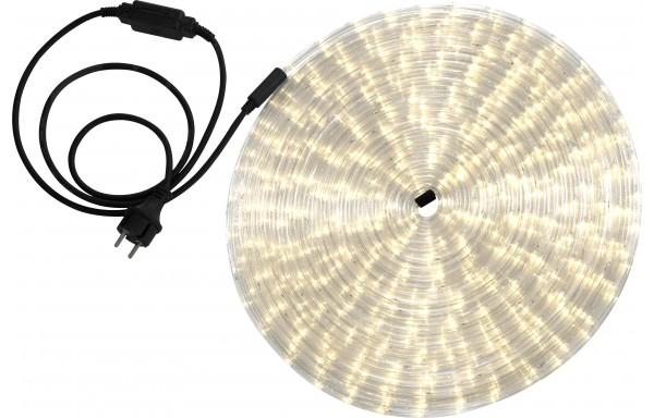 38982 Светодиодная лента влагозащищенная 18M теплый белый 27.6W Globo Light Tube