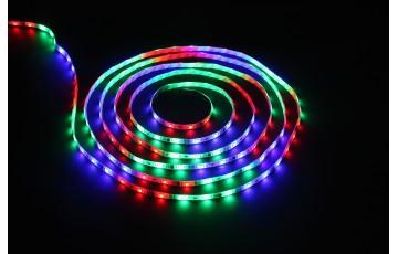 38997 Светодиодная диммируемая лента влагозащищенная 5M RGB 24W Globo LED Band