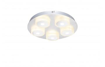 41112-5 Настенно-потолочный светодиодный светильник Globo Quadralla