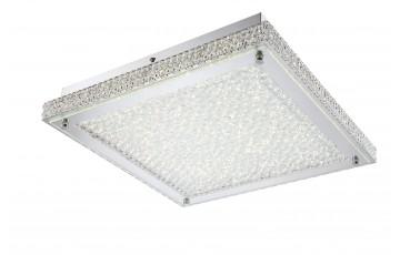49334D Настенно-потолочный светодиодный светильник с пультом д/у Globo Curado