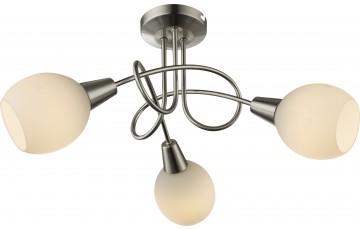 54351-3RGB Потолочная светодиодная люстра с пультом д/у Globo Elliott