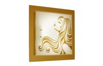 824.40.7 Настенно-потолочный светодиодный светильник Silver Light Kiss