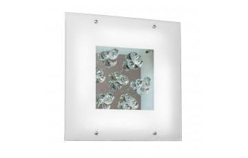 806.40.7 Настенно-потолочный светодиодный светильник Silver Light Style Next