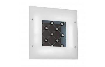 807.40.7 Настенно-потолочный светодиодный светильник Silver Light Style Next