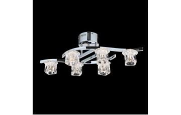 1219 CR/6 Галогенная люстра с LED подсветкой  Profit Light
