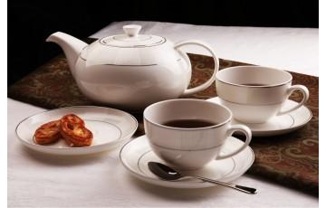 Чайный сервиз Кружево 111 из 13 предметов
