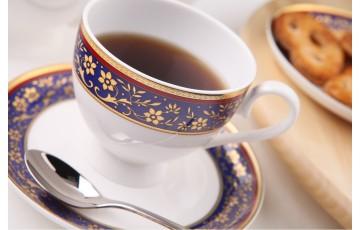 Чайный сервиз Кобальт 120 из 15 предметов