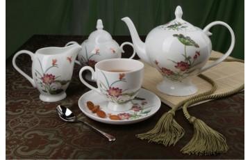 Чайный сервиз Лотос 127