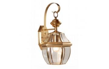 Уличный настенный светильник Arte Lamp Vitrage A7823AL-1AB