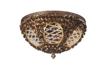 633-06-03 Люстра потолочная N-Light Spanish Bronze