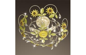 2651/4C Потолочная люстра Odeon Light Sunflower