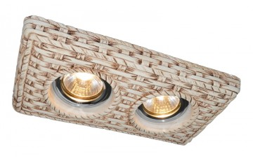 Встраиваемый светильник Arte Lamp Pezzi A5207PL-2WC