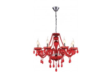 Подвесная люстра Arte Lamp Teatro A3964LM-8RD