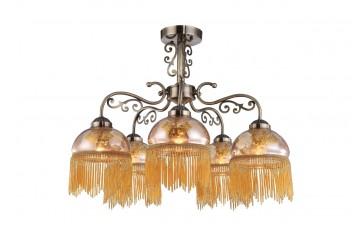 Потолочная люстра Arte Lamp Perlina A9560PL-5AB