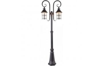 Садово-парковый светильник Arte Lamp Prague A1467PA-2RI
