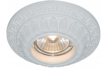 Встраиваемый светильник Arte Lamp Cratere A5073PL-1WH
