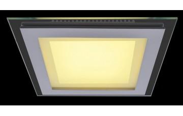 Встраиваемый светильник Arte Lamp Raggio A4012PL-1WH