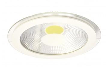 Встраиваемый светильник Arte Lamp Raggio A4205PL-1WH