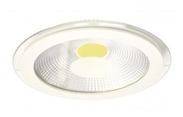 Встраиваемый светильник Arte Lamp Raggio A4215PL-1WH