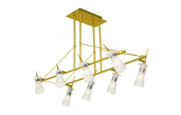 P-493/8 satin gold Спот  N-Light
