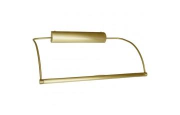 Светильник для подсветки 9942/10W satin gold от производителя N-Light