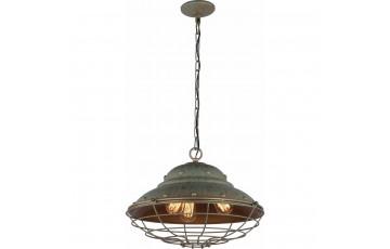Подвесная люстра Lussole Loft 25 LSP-9663