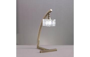 1104 Настольная лампа Mantra CUADRAX