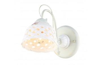 Бра Arte Lamp Wicker A6616AP-1WG